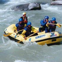 Rafting - Massimiliano Pintene