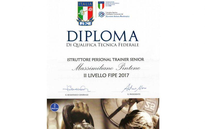 Personal Trainer Senior