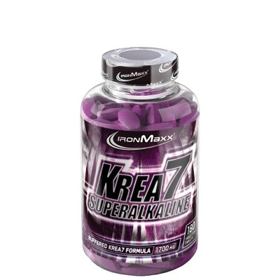 ironmaxx krea7 superalkaline tabletten