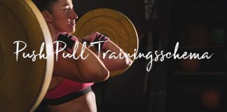 push-pull-trainingsschema
