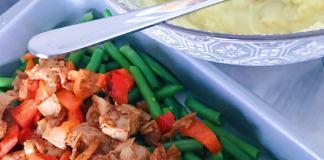 vegetarische ovenschotel