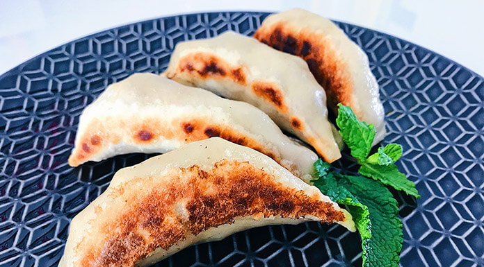dumplings met gehakt