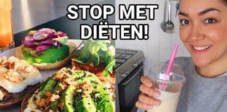 waarom ik een (crash) dieet sterk afraad