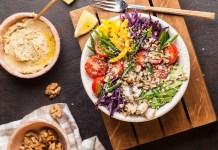 caloriearme en gezonde snacks