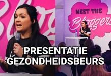 presentatie gezondheidsbeurs