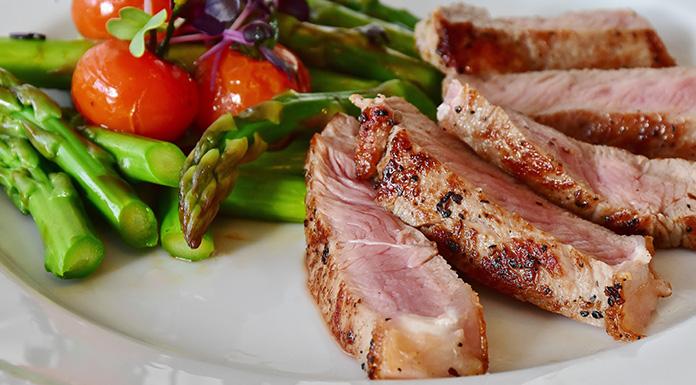 eten gekookt of ongekookt wegen