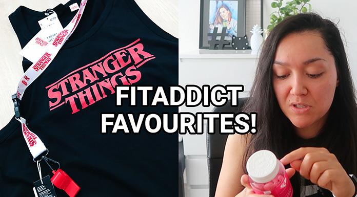 fitaddict favourites