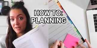 Plannen overzicht en doelen behalen