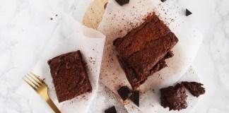 gezonde brownies maken