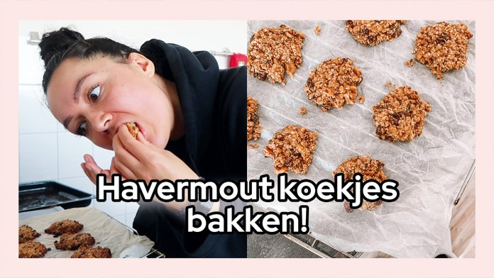havermout koekjes bakken