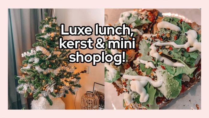 luxe lunch broodjes