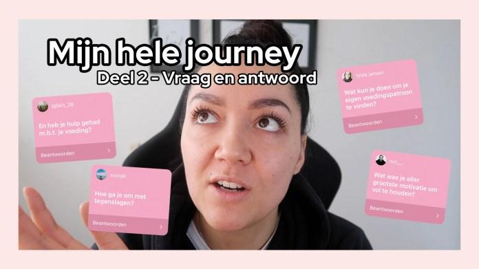 mijn journey deel 2