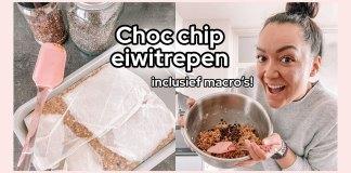 chocolate chip eiwitrepen