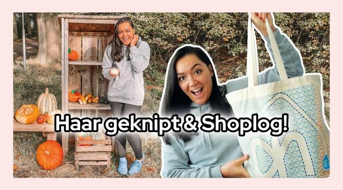 haar geknipt shoplog