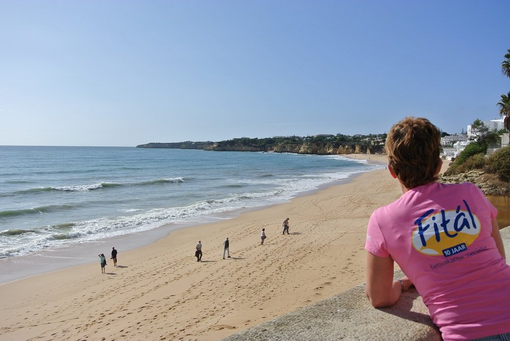 FietsVliegvakantie Algarve - Sao Rafael (groepsreis)