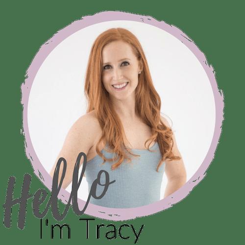 Hello I'm Tracy