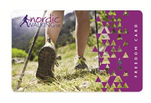 Nordic Walking, Freedom Card