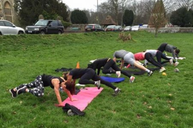Sschool Run Bootcamp - Abingdon
