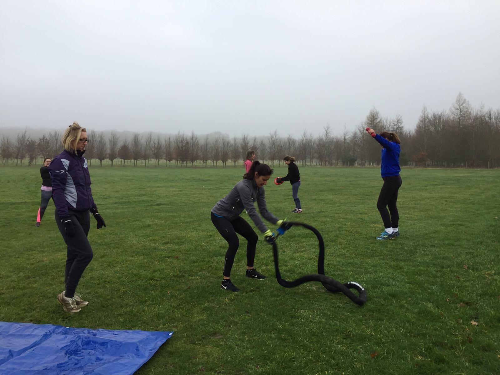 School Run Bootcamp - Abingdon