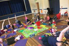 My First Hiit Session… With My Toddler!