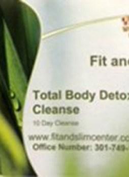 10 Day Detox Colon Cleanse