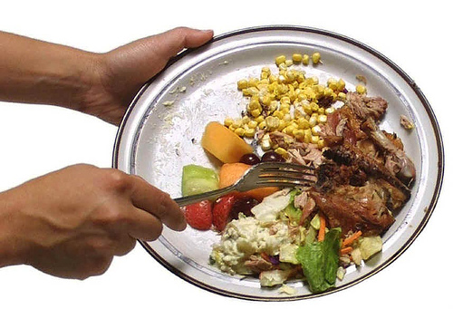 food waste photo