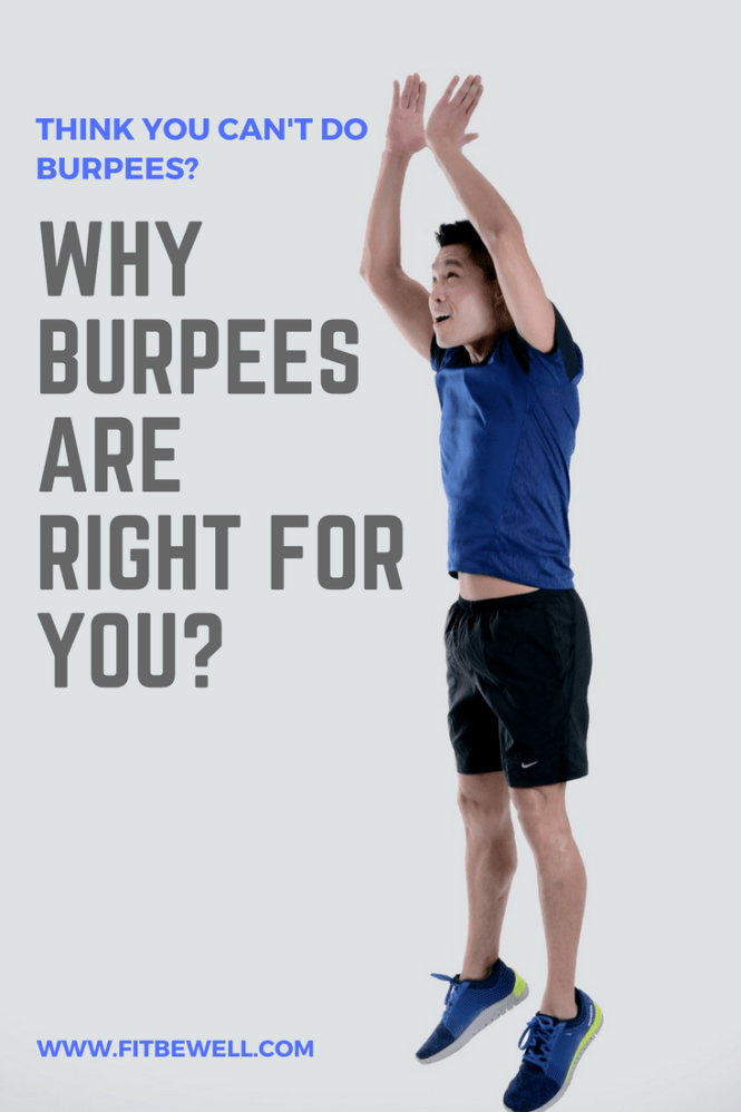 why burpees are right for you_