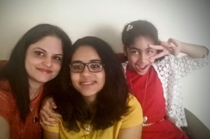 Deepa, the mother & blogger