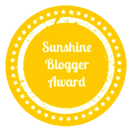 Sunshine Blogger Award nomination FitbeWell