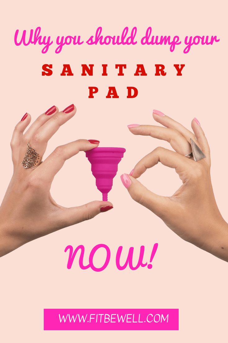 Why you need to DUMP your sanitary pad NOW