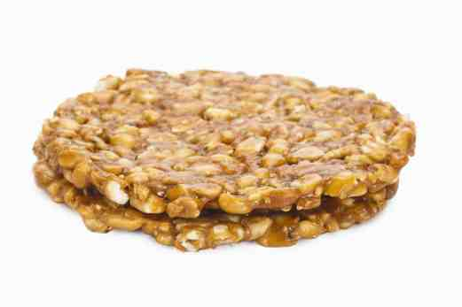 Snack mostly on homemade stuff to beat sugar cravings