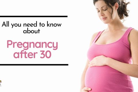 All you need to know about pregnancy after 30