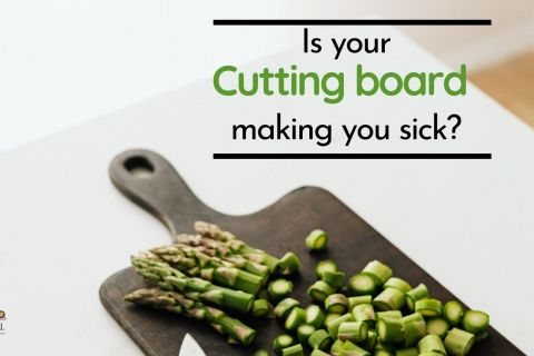 Cutting board safety: is yours making you sick?