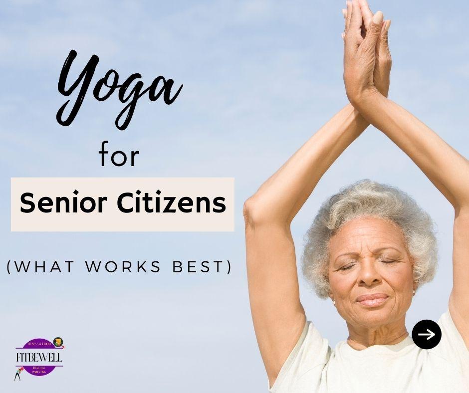 Yoga for Seniors citizens