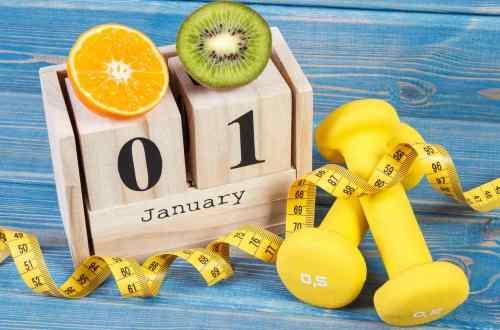 Aktywny tryb życia Postanowienia noworoczne