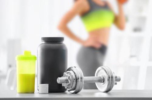 Białko przed czy po treningu