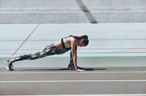 Stretching dynamiczny, statyczny