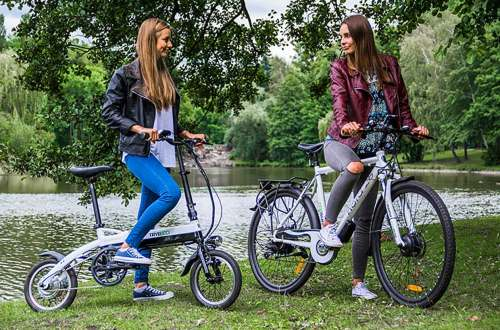 rower elektryczny TrybEco