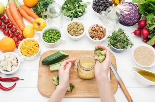 Zdrowe nawyki żywieniowe