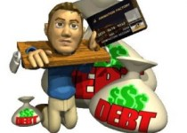 Student Physical Therapist NPTE Credit Card Debt