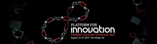 FileMaker Developer Conference Aug 12-15, 2013, San Diego CA