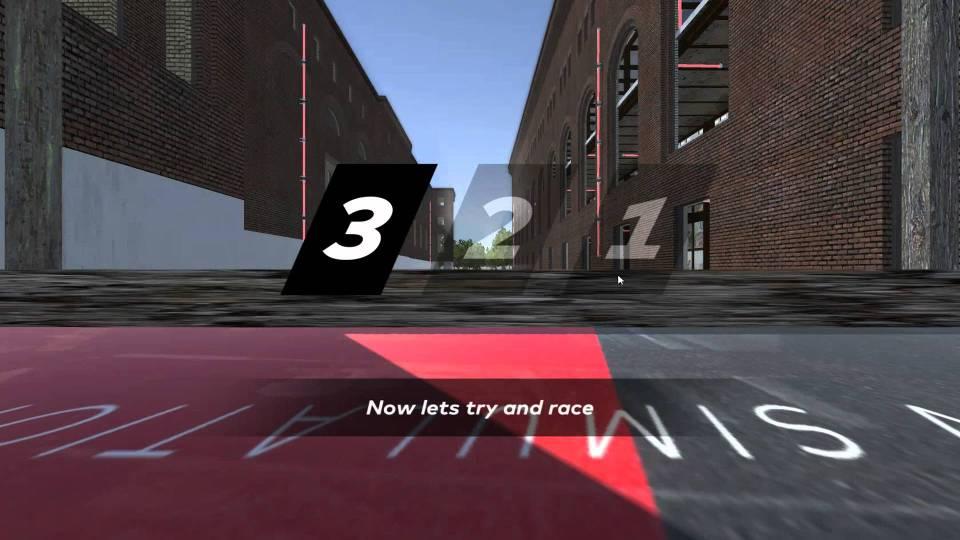 Drone Racing Simulator