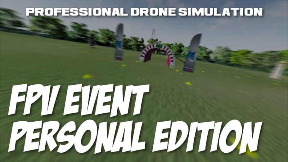 Professional Drone Simulation