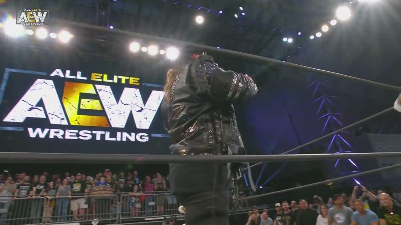 Aew Fight For The Fallen Official Ppv Replay Fite