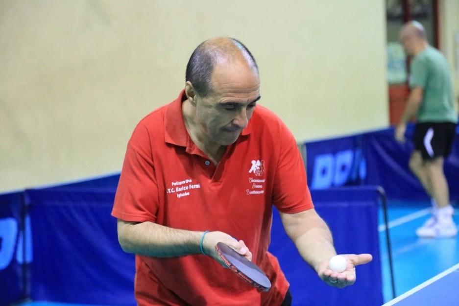 Giancarlo Pili (Foto Tomaso Fenu)
