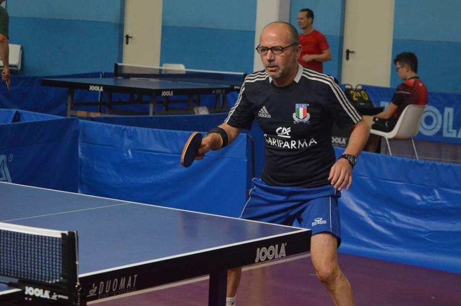 Luciano Macrì (Foto Luciano Saiu)