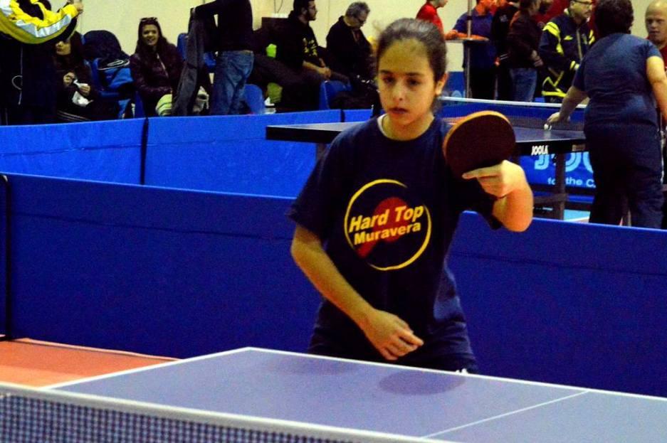Giulia Zucca (Foto Luciano Saiu)