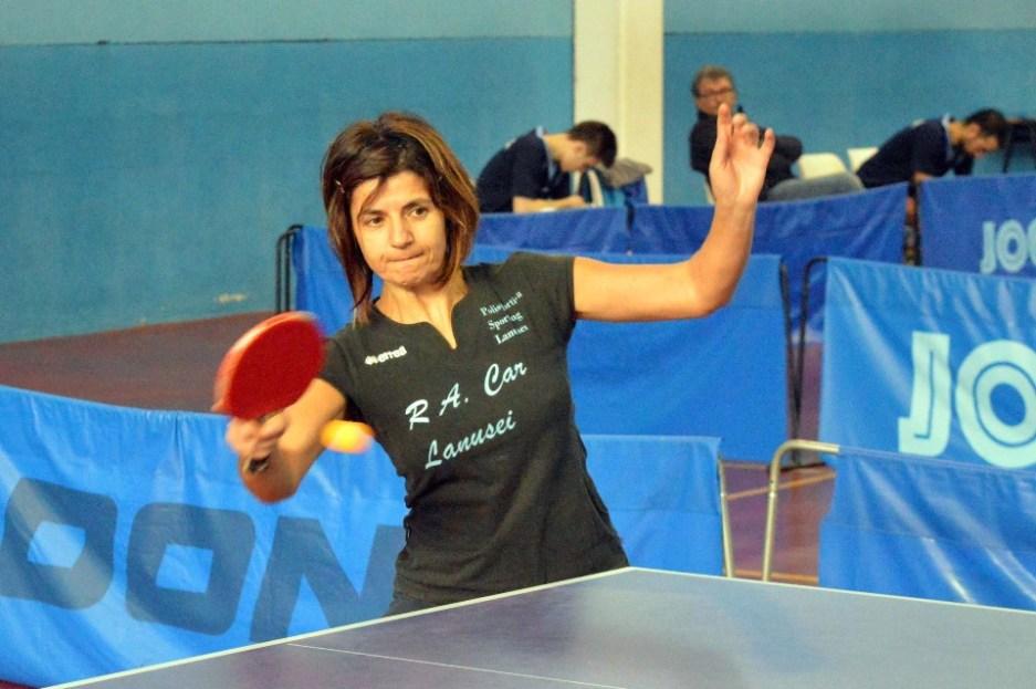 Caterina Piras (Foto Luciano Saiu)