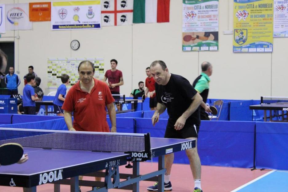 Giancarlo Pili e Bruno Pinna (Foto Eleonora Piras)