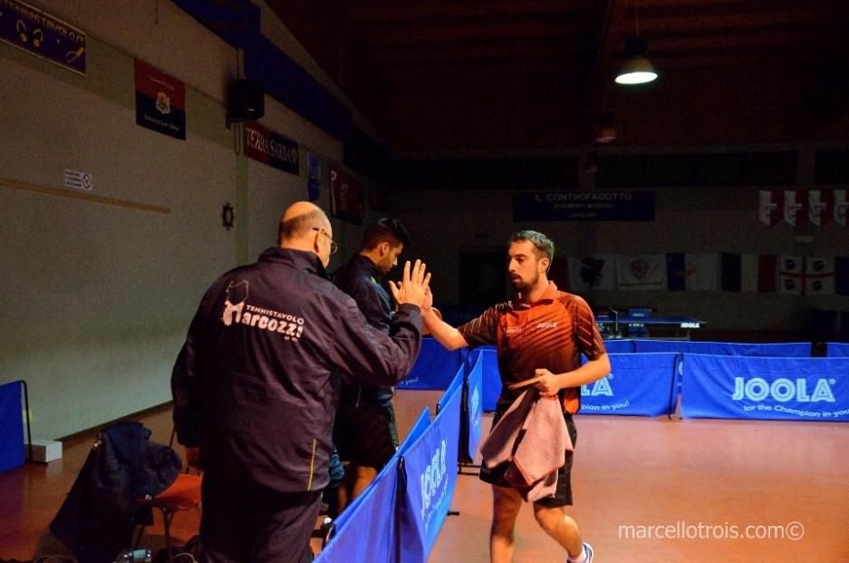 Sandro Poma e Stefano Tomasi (Foto Marcello Trois)